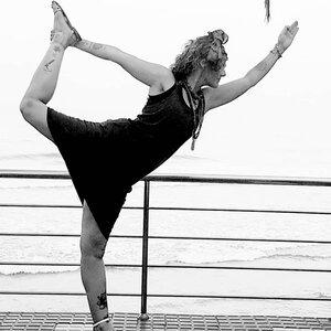 yoga stretching's