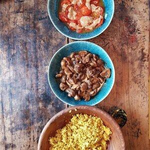 Vegetarian and vegan food Waiheke Island Ritual